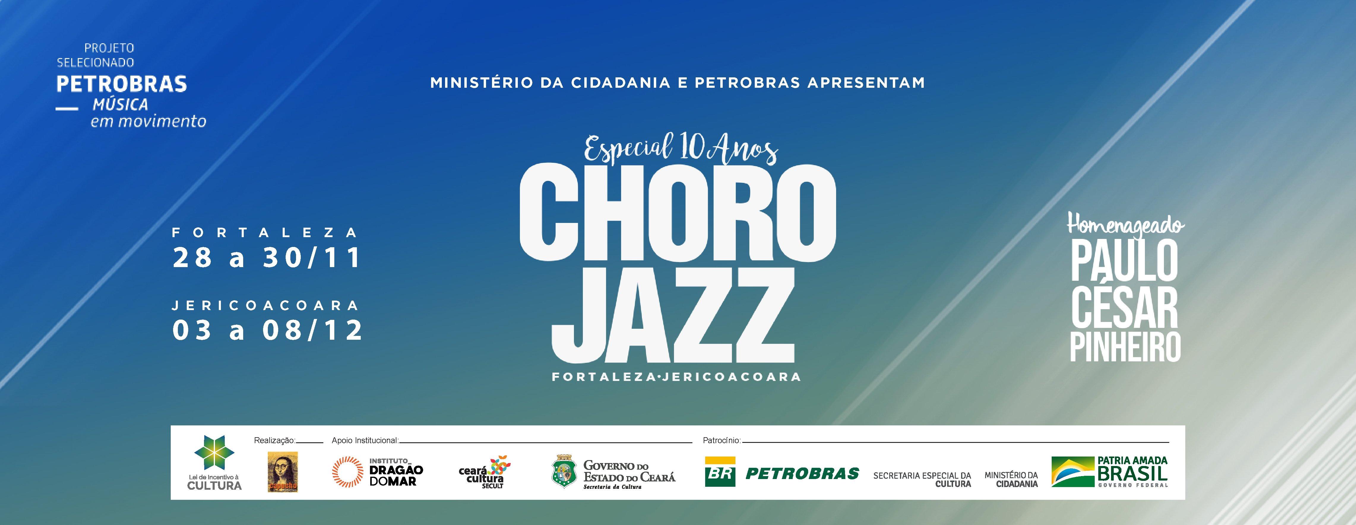 Especial 10 anos - Choro Jazz